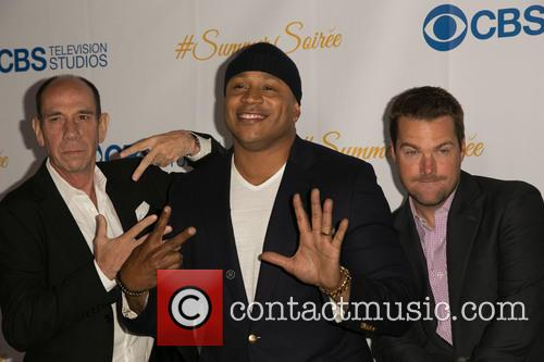 Miguel Ferrer, Ll Cool J and Chris O'donnell 6