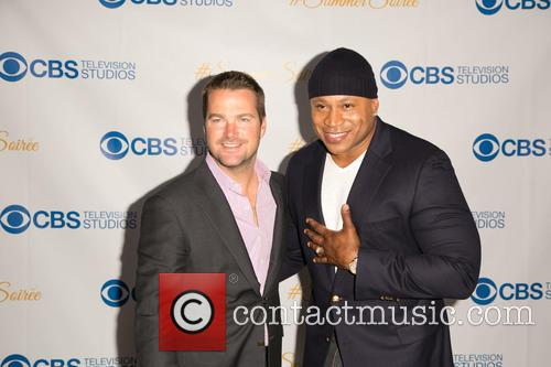 Chris O'donnell and Ll Cool J 9