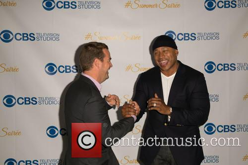 Chris O'donnell and Ll Cool J 10