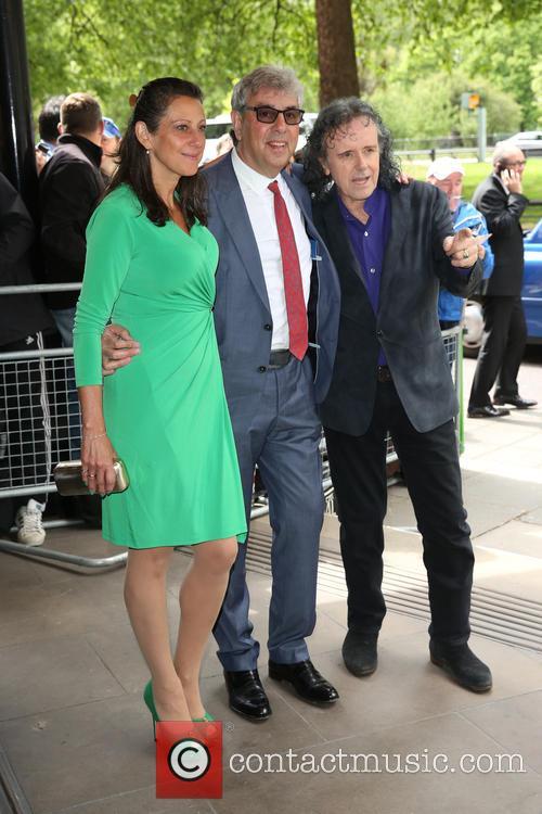 Ariella Gouldman, Graham Gouldman and Donovan 1