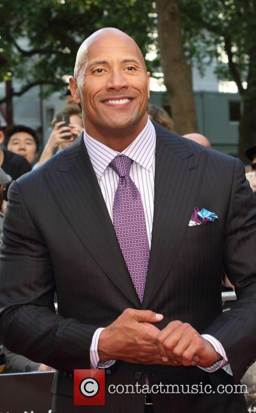 Dwayne Johnson 1