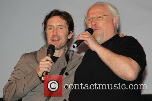 Paul Mcgann and Colin Baker 5