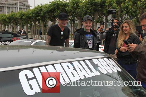 Tommy Lee and Deadmau5 3