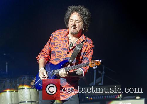 Steve Lukather and Toto