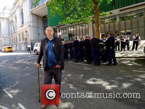 Atmosphere, Ian Bone and Police