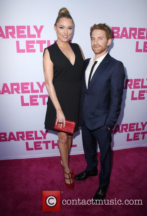 Clare Grant and Seth Green 4
