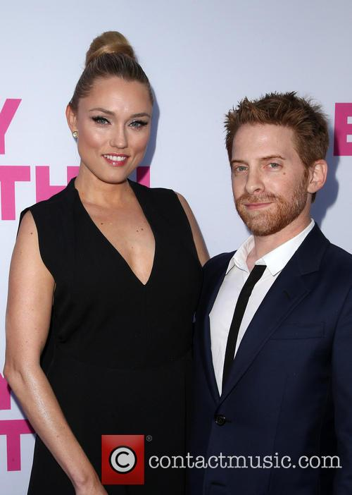 Clare Grant and Seth Green 6