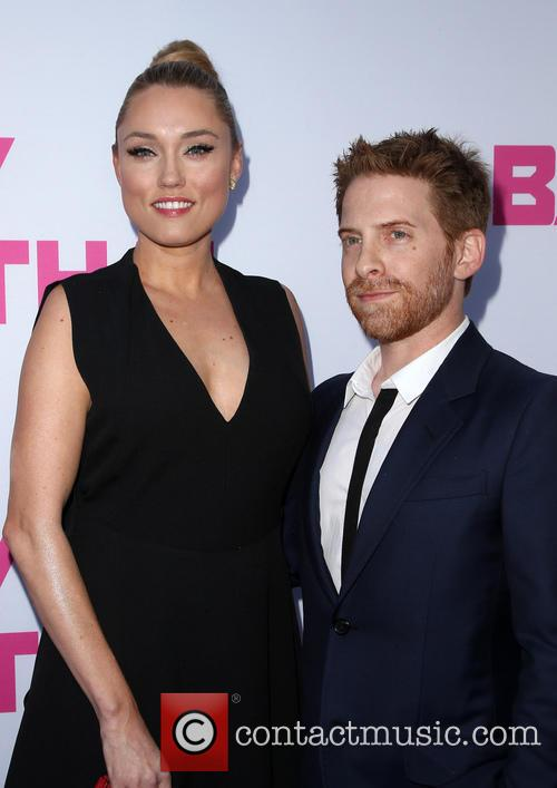 Clare Grant and Seth Green 7