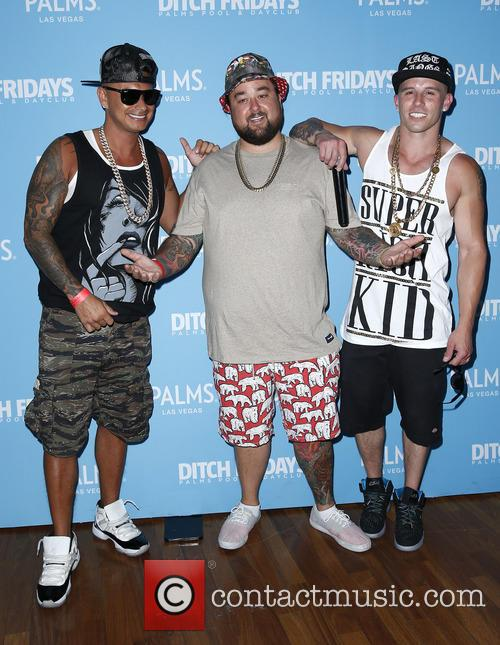 Dj Pauly D, Chumlee and Mikey P 4