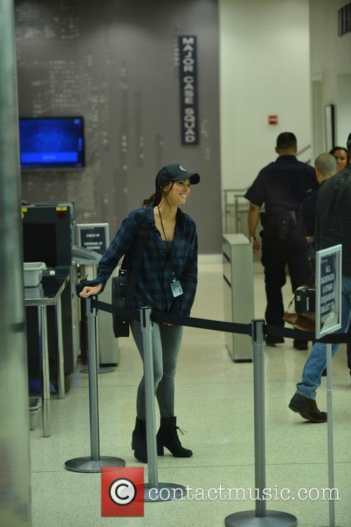 Megan Fox, Will Arnett and Stephan Amell 10