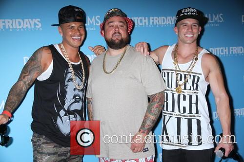 Dj Pauly D and Austin Chumlee Russell 2