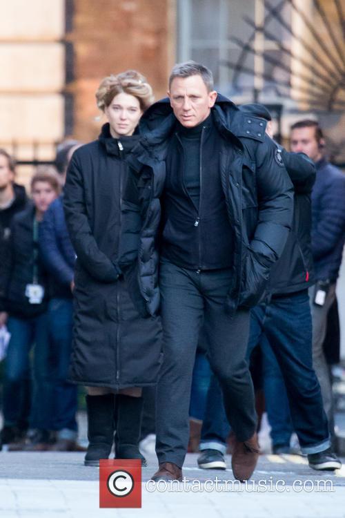 Daniel Craig and Lea Seydoux 1