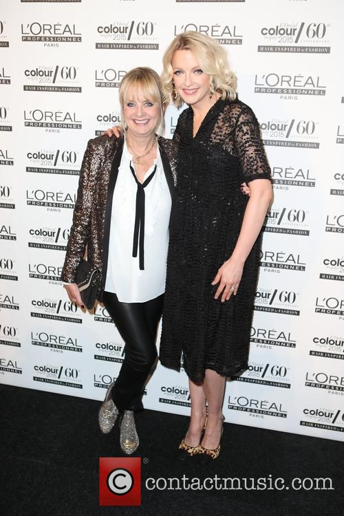 Twiggy and Lauren Laverne 4