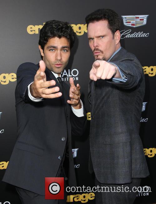 Adrian Grenier and Kevin Dillon