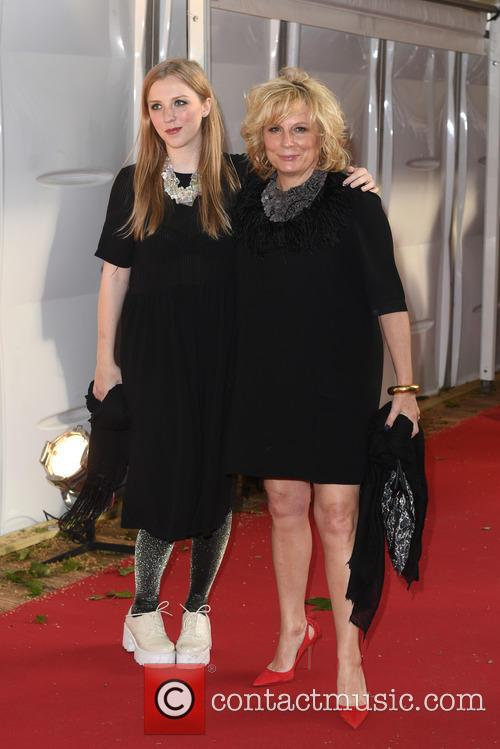 Jennifer Saunders and Guest