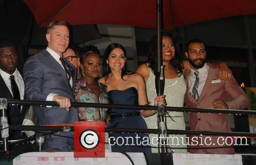 Joseph Sikora, Curtis 50cent Jackson, Naturi Naughton, Lela Loren, Courtney Kemp Agboh and Omari Hardwick
