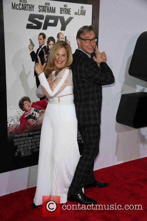 Laurie Karon and Paul Feig 2