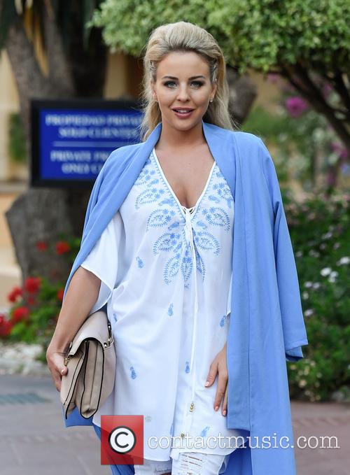Lydia Bright and James Argent 3
