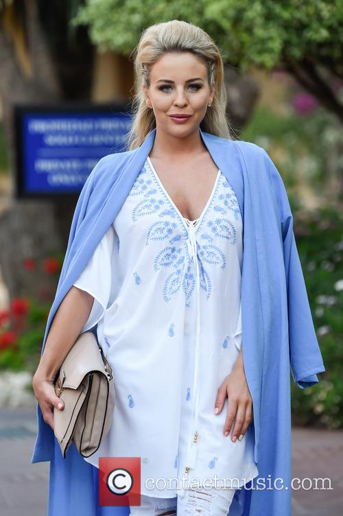 Lydia Bright and James Argent 5
