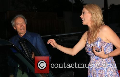 Clint Eastwood and Alison Eastwood 5