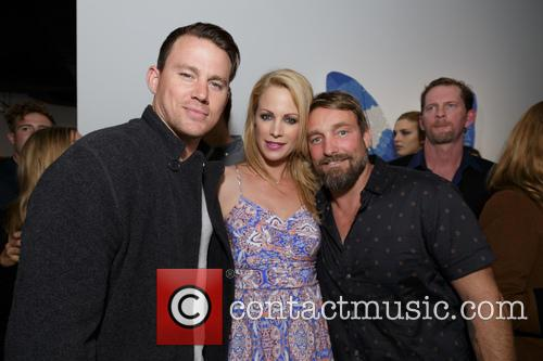 Channing Tatum, Alison Eastwood and Brian Bowen Smith 4