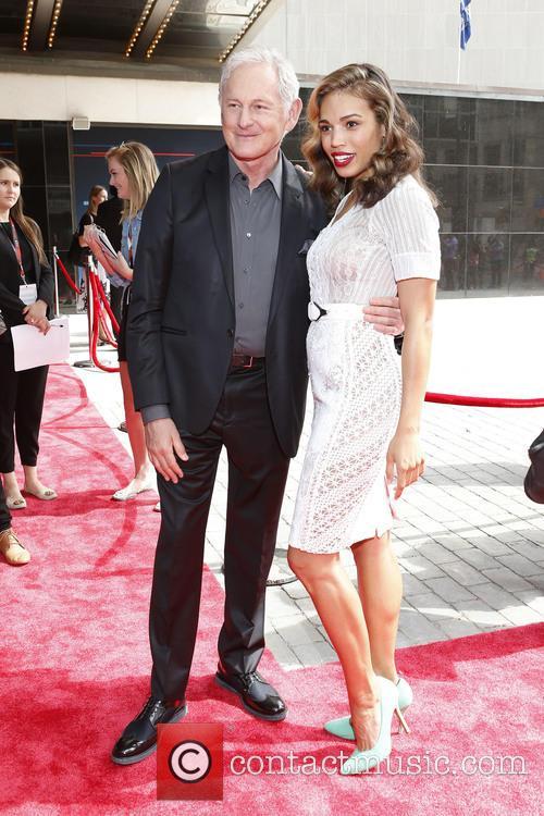 Victor Garber and Ciara Renee 3