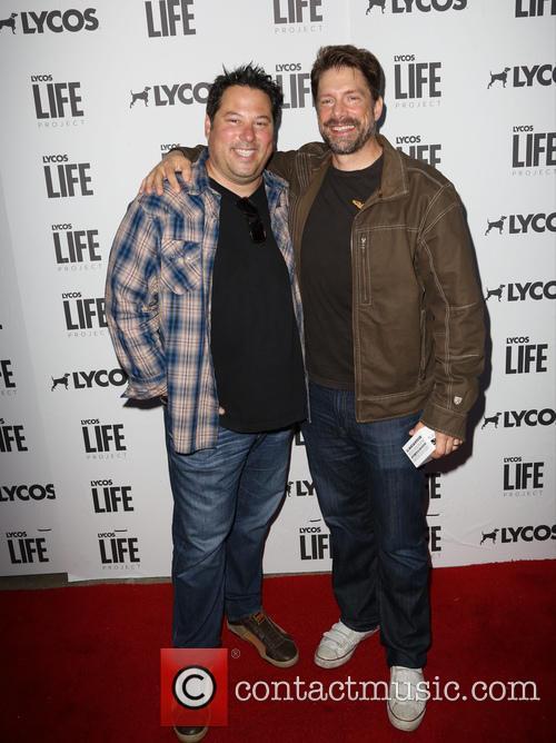 Greg Grunberg and Jason Brooks