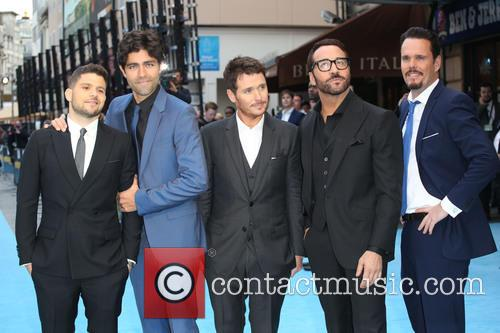 Jeremy Piven, Jerry Ferrara, Adrian Grenier, Kevin Connolly and Kevin Dillon 1