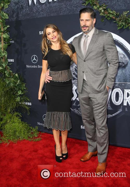Sofia Vergara and Joe Manganiello 7