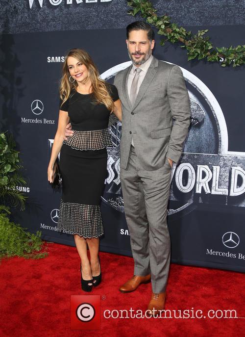 Sofia Vergara and Joe Manganiello 1