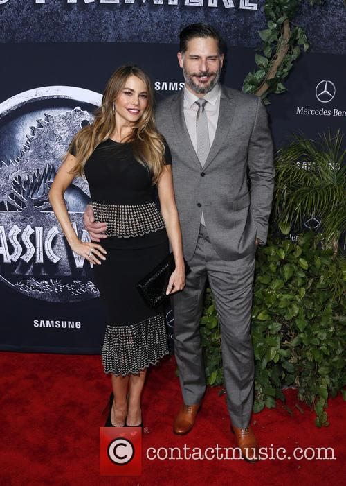 Sofia Vergara and Joe Manganiello 3
