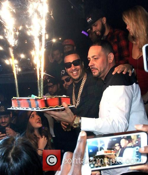 French Montana and James Cruz