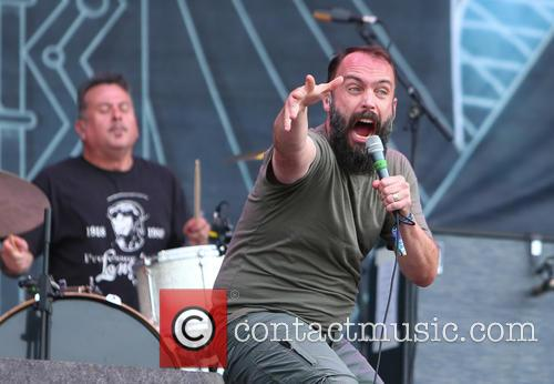 Neil Fallon and Clutch