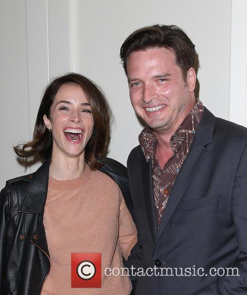 Abigail Spencer and Aden Young 3