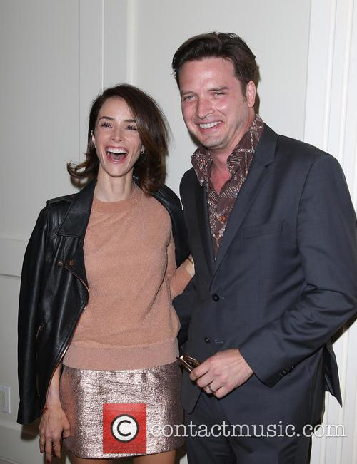 Abigail Spencer and Aden Young 4