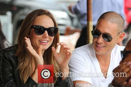 Stacy Keibler and Jared Pobre 2