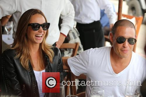 Stacy Keibler and Jared Pobre 5