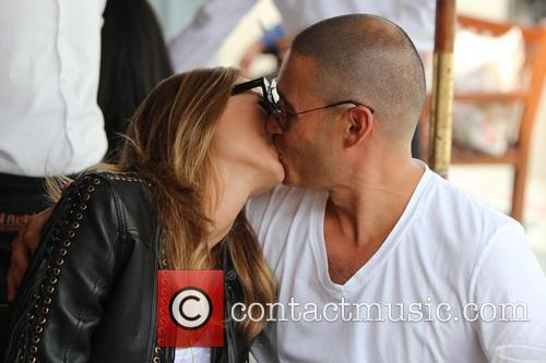 Stacy Keibler and Jared Pobre 7