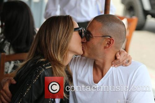 Stacy Keibler and Jared Pobre 9