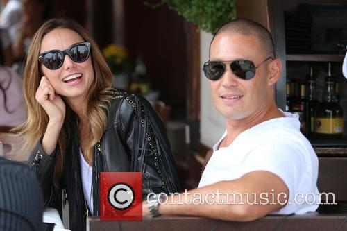 Stacy Keibler and Jared Pobre 10