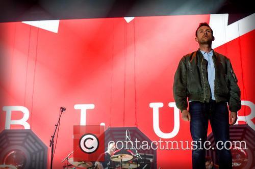 Blur and Damon Albarn