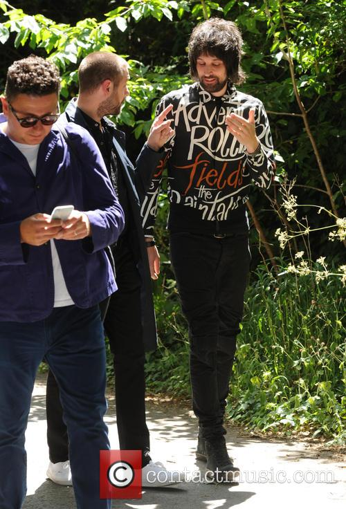 Tom Meighan and Sergio Pizzorno 2