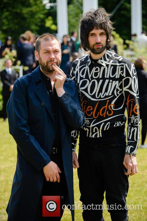 Tom Meighan and Sergio Pizzorno 4