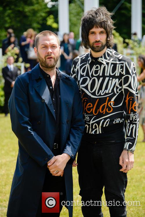Tom Meighan and Sergio Pizzorno 1