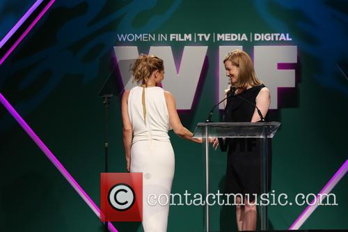 Maria Bello and Laura Linney