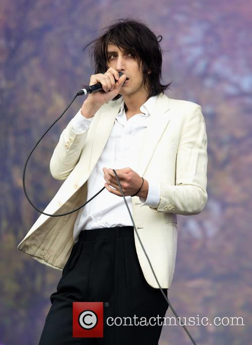 Faris Badwan and The Horrors 2