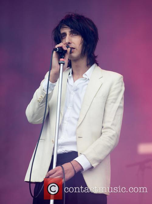 Faris Badwan and The Horrors 4