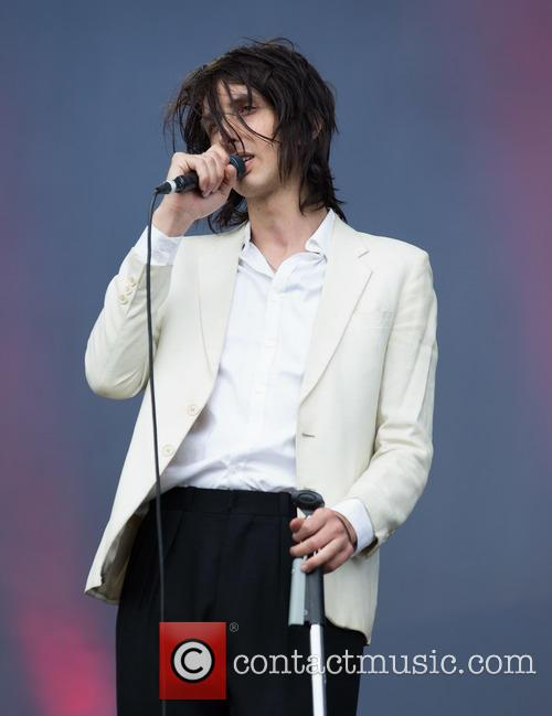 Faris Badwan and The Horrors 5