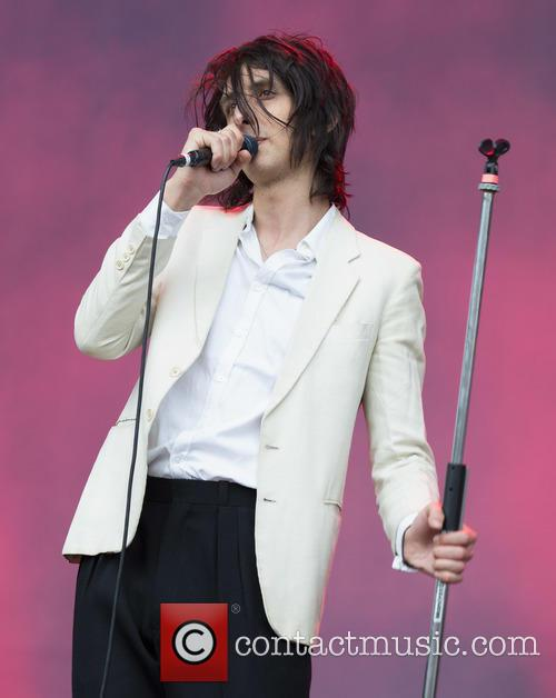 Faris Badwan and The Horrors 1