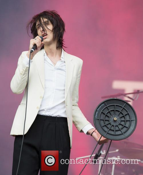Faris Badwan and The Horrors 7